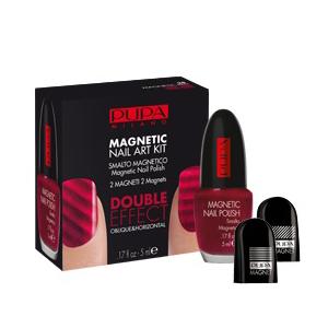 купить лак для ногтей Pupa Magnetic Nail Art Kit