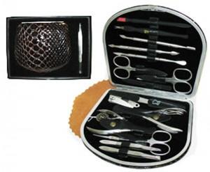 маникюрный набор Zinger MSFE-1100-SM купить
