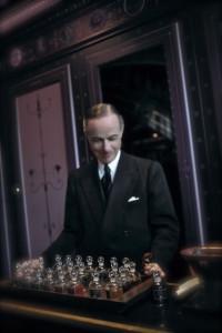 Серж Лютенс - парфюмер, основатель и глава компании Serge Lutens