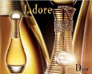 Dior J'Adore L'Or - блестящая версия первого J'Adore