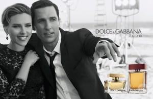 The One от Dolce&Gabbana
