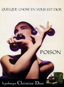 Poison Dior - аромат запретных плодов