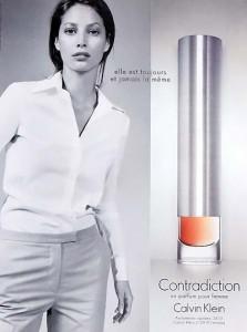 Contradiction Calvin Klein