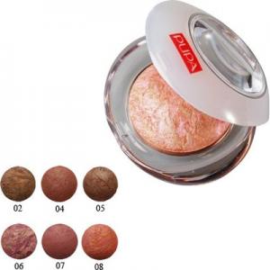 Румяна Pupa Luminys Baked Compact Blush