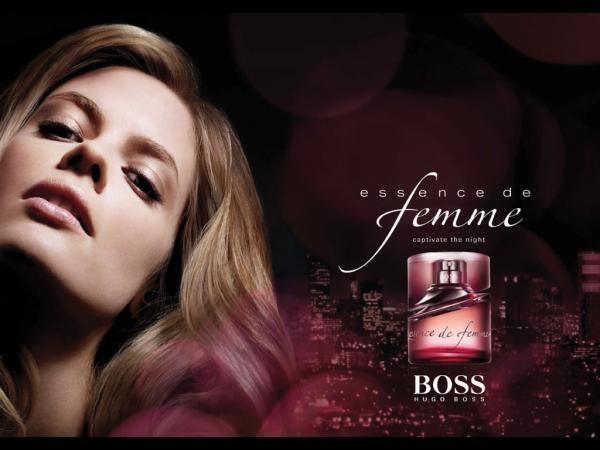Essence de Femme Hugo Boss