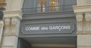 Парфюмерия Comme des Garcons
