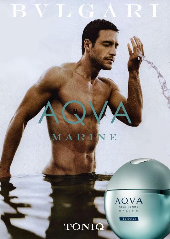 Bvlgari Aqva Pour Homme Marine Toniq