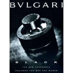 Унисекс-аромат Bvlgari Black