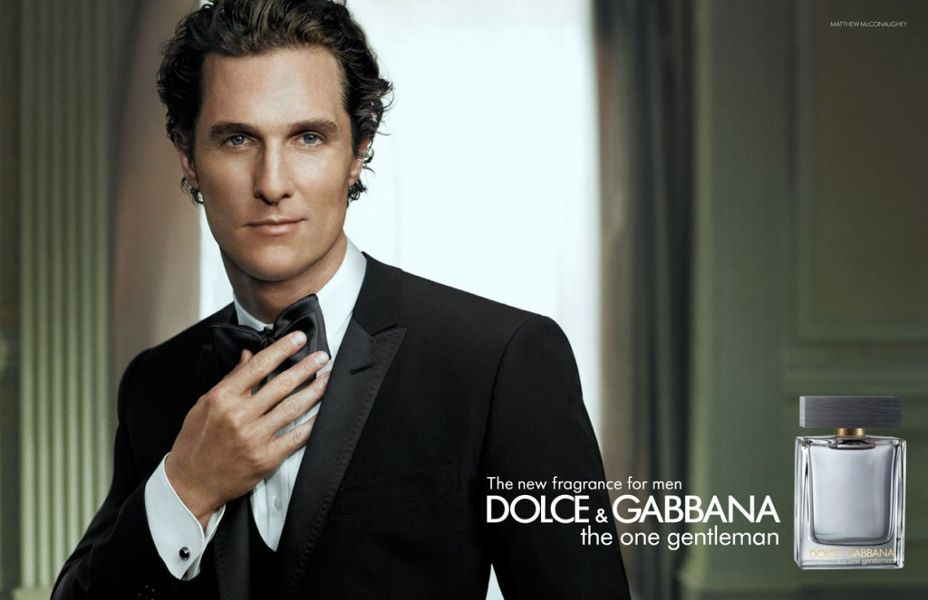 The One Gentleman Dolce Gabbana